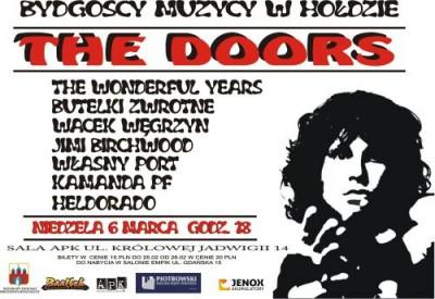 Bydgoscy muzycy w hołdzie The Doors