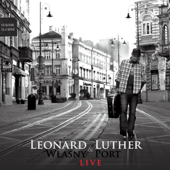 Płyta: Leonard Luther & Własny Port live