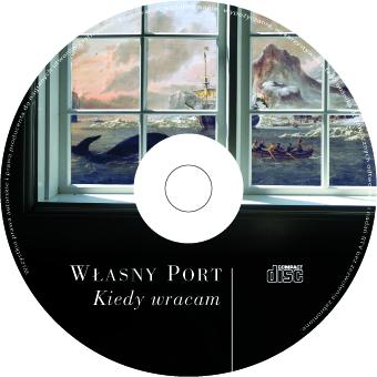 W+éasny port nadruk na CD copy